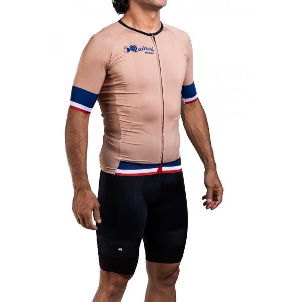 Jersey Verano PRO-Lux Camel