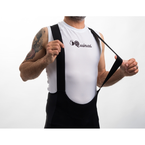 Jersey underwear no Sleeves Pro / Withe